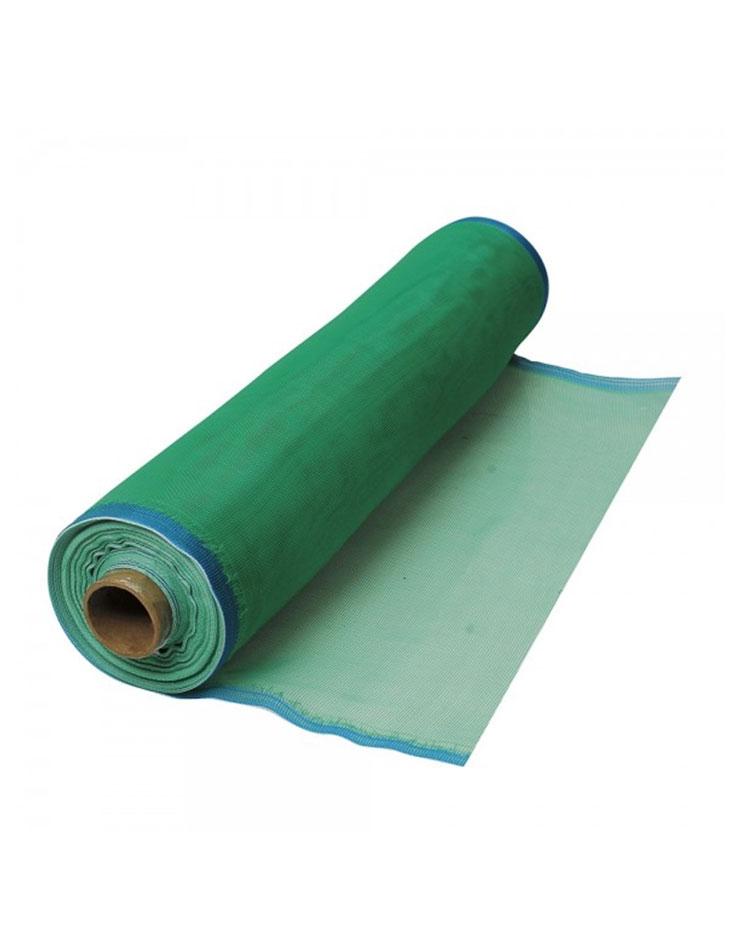 Tela para mosquitero plástico verd 1.05x30m en bobina