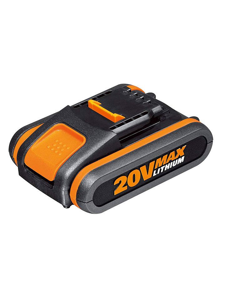 Batería Worx Ion-Litio 20V 2.0Ah