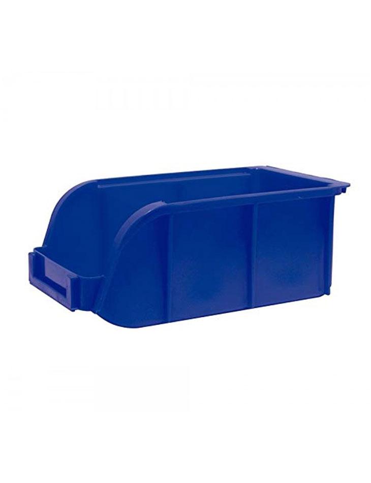 """Gaveta Plástica, color Azul, 7.5X4X3"""""""