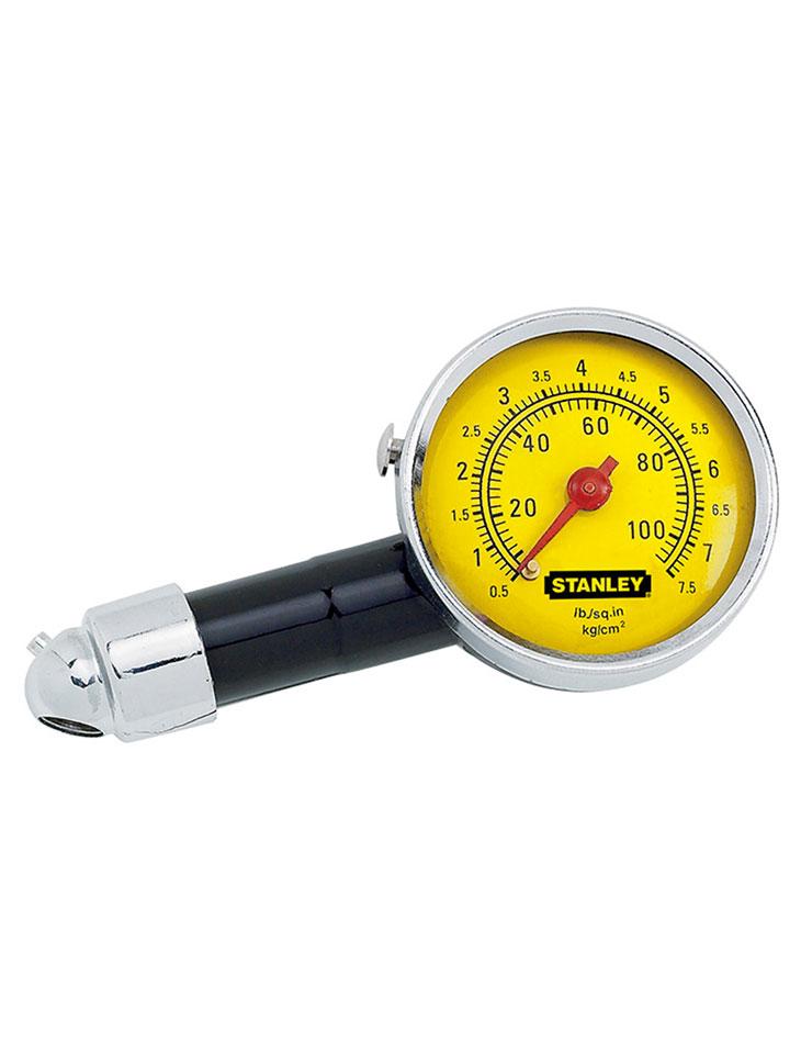 Manómetro De Cuadrante Para Neumáticos