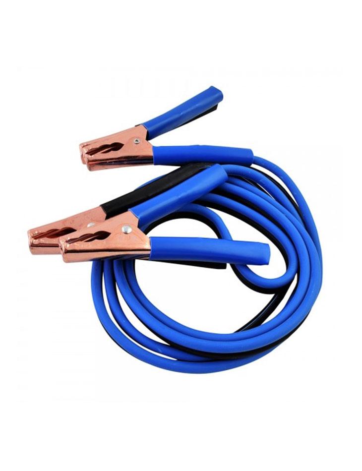 Juego de cables para pasar corriente calibre 10 2.5m