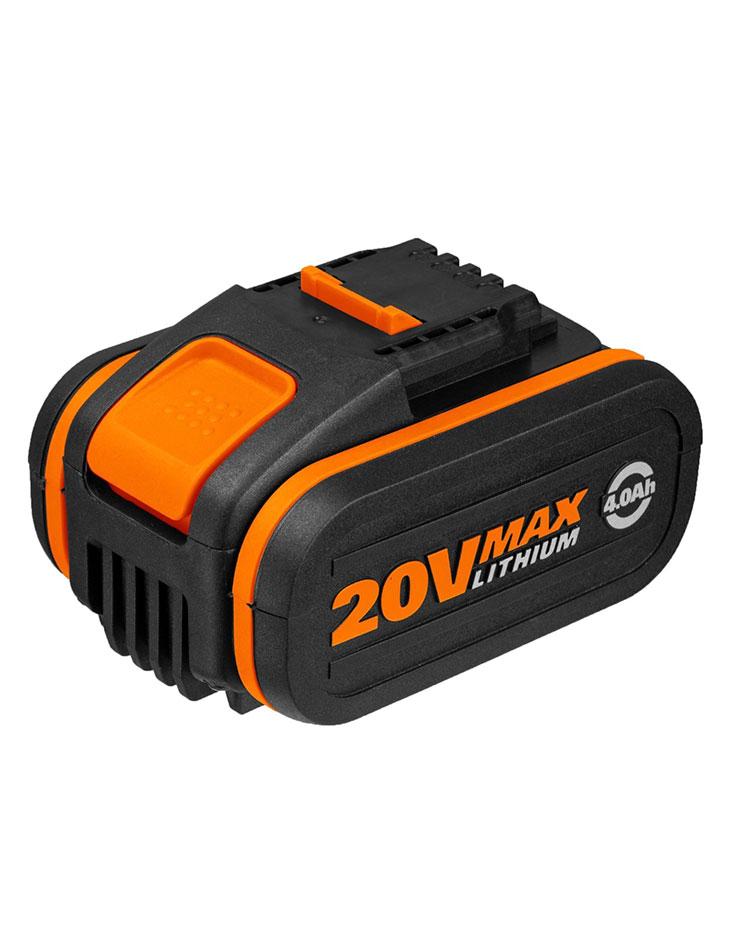 Batería Worx Ion-Litio 20V 4.0Ah